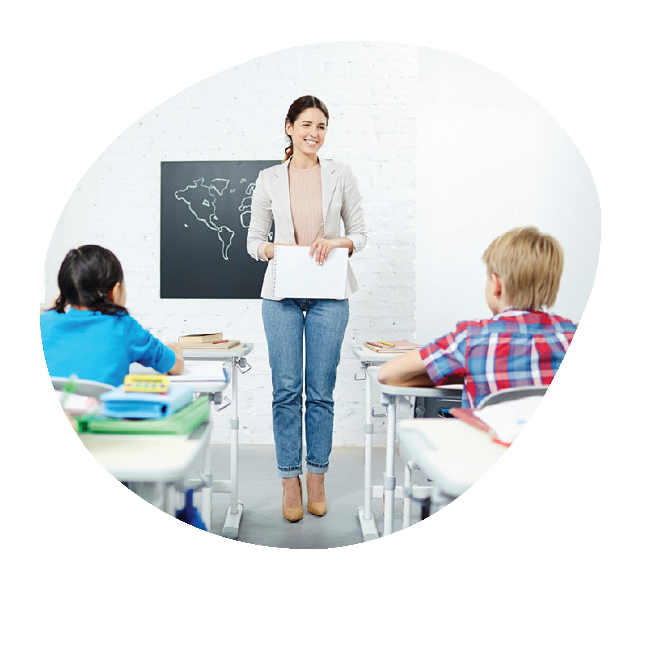 mad formazione settore della scuola e dell'insegnamento